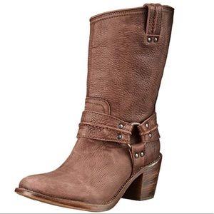 Frye Carmen Harness Boot
